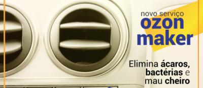 As vantagens da higienização profunda com ozônio