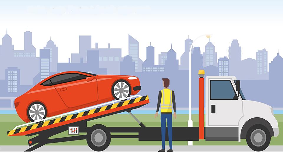 Quais infrações de trânsito causam a apreensão do veículo?